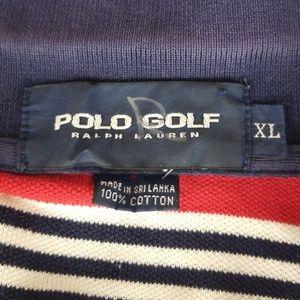 Ralph Lauren Shirts - Ralph Lauren Vintage Polo Golf Shirt XL